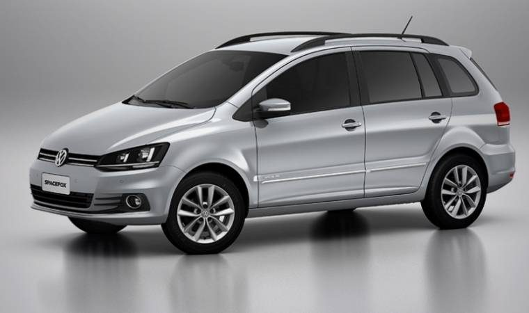 Ficha Técnica do Volkswagen SpaceFox 2018 • Carro Bonito
