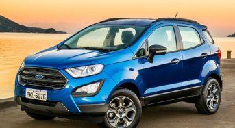 Preços do Ford EcoSport 2018