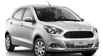 Ford Ka e Ka+ 2018 – Novas Versões e Preços