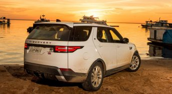 Land Rover Discovery HSE 2018 – Análise