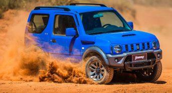 Suzuki Jimny 2018 – Novidades, Versões e Preços