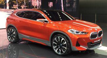 BMW X2 – Lançamento no Brasil