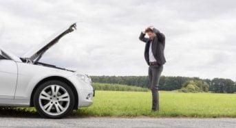 Carro com Bateria Descarregada – O Que Fazer
