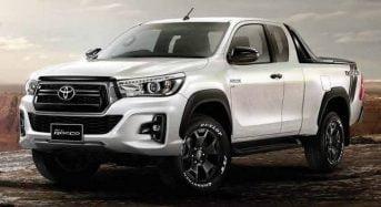 Toyota Hilux 2018 – Novidades, Preço e Nova Versão