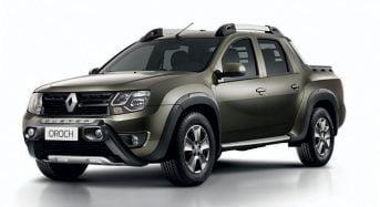 Promoção do Renault Oroch – Desconto de até R$ 13 Mil