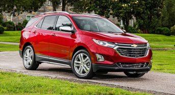 Chevrolet Equinox Premier – Características, Vendas no Brasil