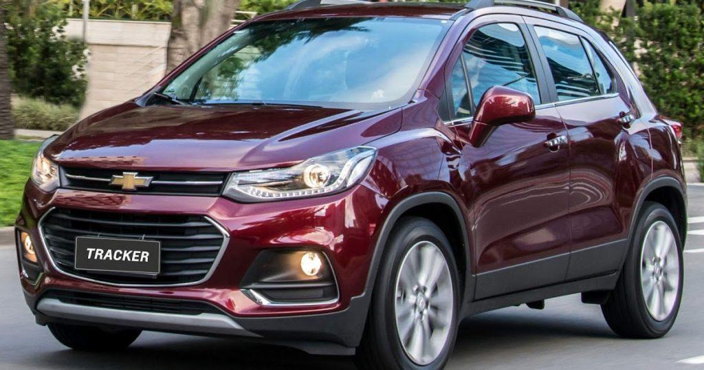 Chevrolet Tracker 2018 – Ficha Técnica, Especificações ...