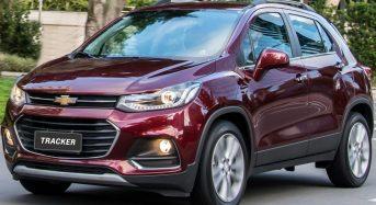 Chevrolet Tracker 2018 – Ficha Técnica, Especificações