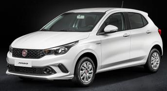 Fiat Argo 2018 – Lançamento, Características