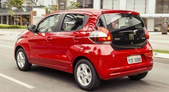 Fiat Mobi 2018 – Ficha Técnica, Versões