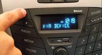 Como Conectar o Bluetooth do Ford Ka