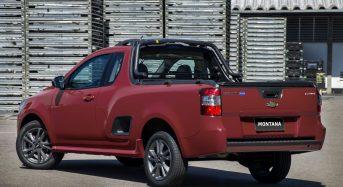 Chevrolet Montana 2018 – Especificações, Ficha Técnica