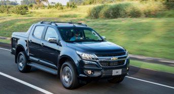 Chevrolet S10 2018 – Versões, Ficha Técnica
