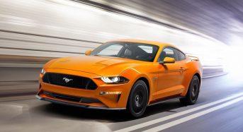 Ford Mustang 2018 – Características, Preços