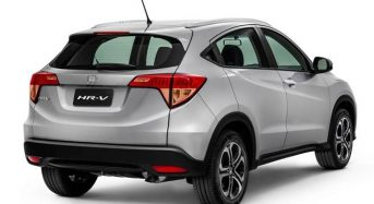 Honda HR-V 2018 – Versões, Características