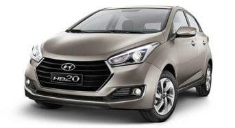 Hyundai HB20 2018 – Características, Versões, Preços