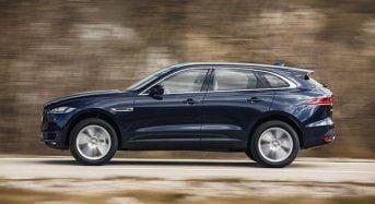 Jaguar F-Pace 2018 – Especificações, Características