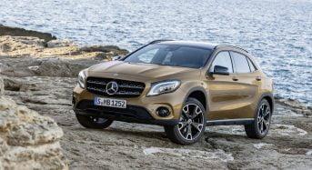 Mercedes-Benz GLA 2018 – Especificações, Preços