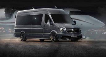 Mercedes-Benz Sprinter 2018 – Ficha Técnica, Especificações