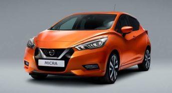 Nissan March 2018 – Ficha Técnica, Características