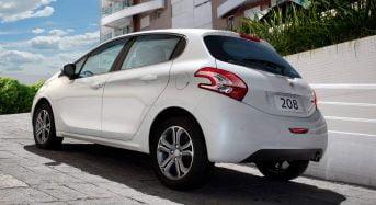 Peugeot 208 2018 – Ficha Técnica, Características