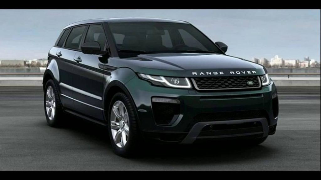 range rover evoque 2018 ficha t cnica especifica es carro bonito. Black Bedroom Furniture Sets. Home Design Ideas