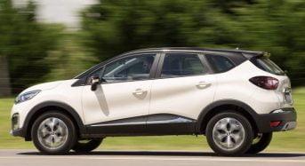 Renault Captur 2018 – Ficha Técnica, Especificações