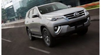 Toyota Hilux SW4 2018 – Ficha Técnica, Especificações