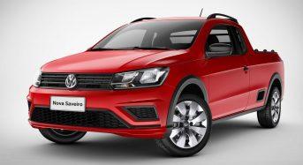 Volkswagen Saveiro 2018 – Características, Novidades