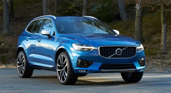 Volvo XC60 2018 – Ficha Técnica, Especificações