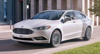 Ford Fusion 2018 – Versões, Preços, Ficha Técnica e Novidades