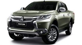 Mitsubishi L200 2018 – Preços, Versões, Novidades e Ficha Técnica