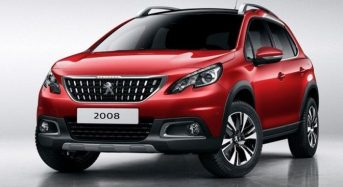 Peugeot 2008 2018 – Preço, Versões, Ficha Tecnica e Novidades