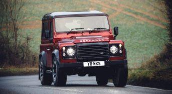 Land Rover Defender 2018 – Características, Especificações