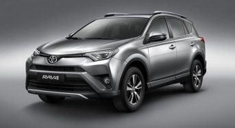 Toyota RAV4 2018 – Características, Especificações