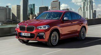 Novo BMW X4 2019 – Novidades