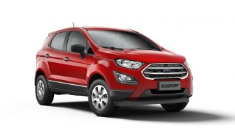 Ford EcoSport 2019 perde airbags