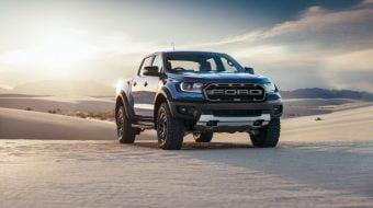 Ford Ranger Raptor 2018 – Novidades