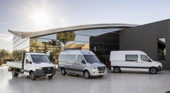Mercedes-Benz Sprinter 2019 – Novidades e Ficha Técnica