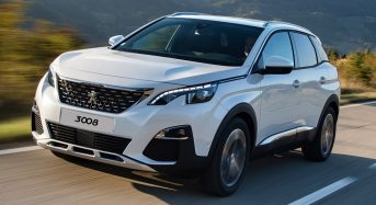 Peugeot 3008 Griffe 2018 – Preço, Novidades