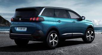 Peugeot 5008 2018 – Lançamento e Preço no Brasil