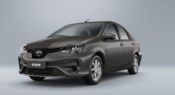 Toyota Etios 2019 – Novidades