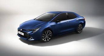Toyota Corolla 2020 – Primeiras Imagens
