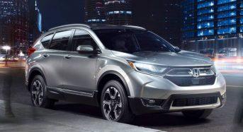 Honda CR-V 2019 – Especificações, Características