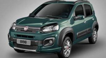 Fiat Uno – Versões que serão descontinuadas