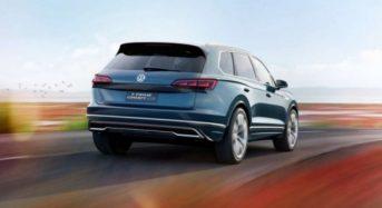 Volkswagen Touareg 2019 – Características, Especificações
