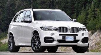 Nova BMW X5 M50d 2018 a Diesel – Preço e Novidades