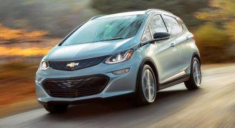 Chevrolet Bolt – Lançamento no Brasil em 2018