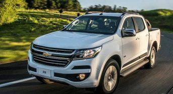 Chevrolet S10 2019 – Especificações, Características