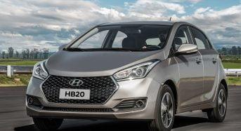 Hyundai HB20 2019 – Características, Ficha Técnica